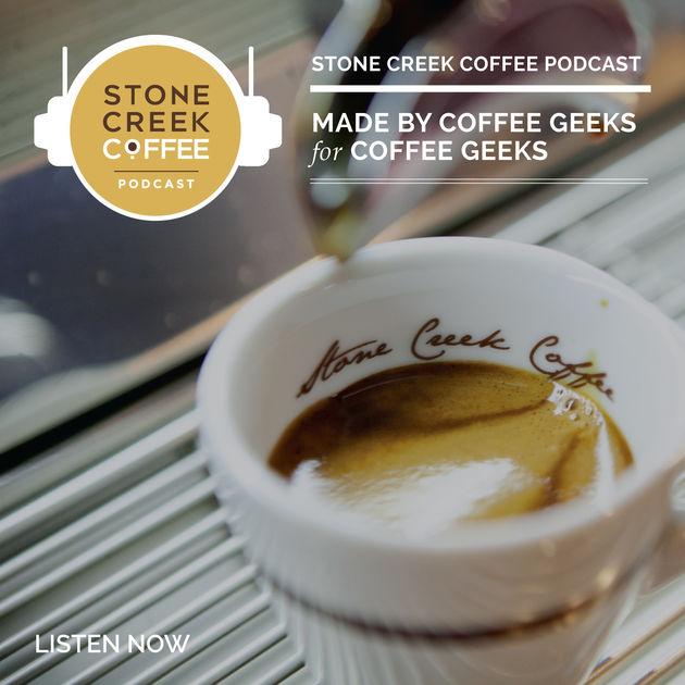 Stone Creek Coffee Podcast